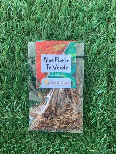 Monodose Aloe fiori e Tè verde-Monodose