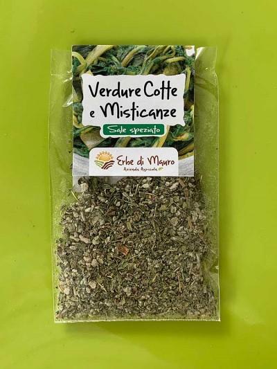 Monodose Verdure Cotte e Misticanze, Sale Viola Speziato-Monodose