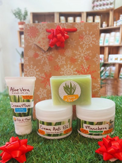 Hands and Face wellness gift package
