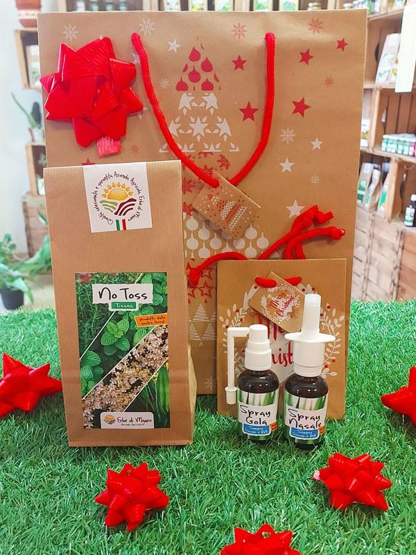 Pacchetto regalo Kit-Inverno-Regali di Natale