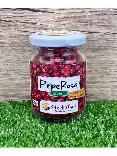 Pepe Rosa Intero, Spezia 30gr-Spezie