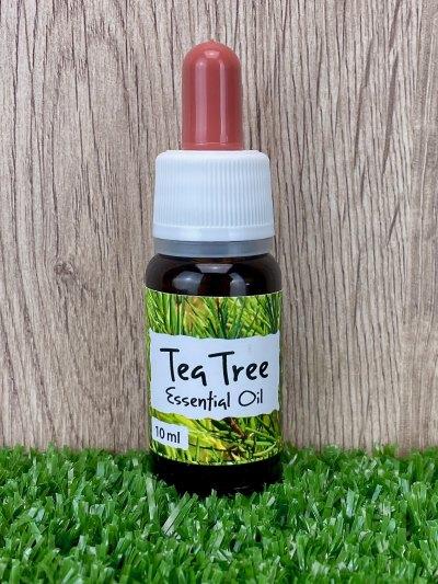 Tea tree oil 100% puro, 10-100ml