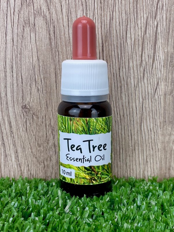 Tea tree oil 100% puro, 10-100ml-Oleoliti ed oli essenziali