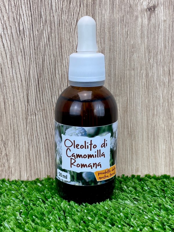 Roman Chamomile oil - Infused Oil Extract, 50ml