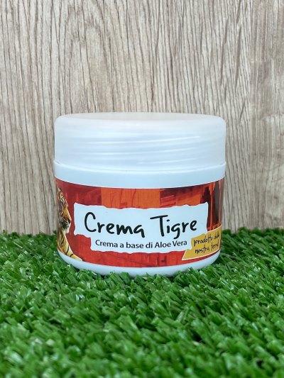 Crema Tigre all'Aloe Vera, 50/100ml-Cosmetici all'Aloe Vera