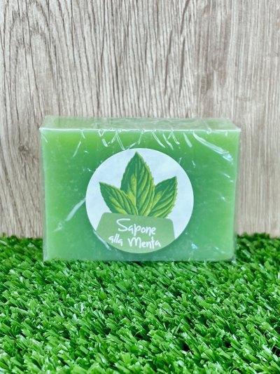 Mint Handmade Soap 100g