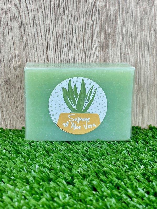 Aloe Vera Handmade Soap 100g