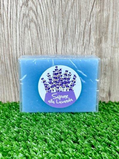 Lavender Handmade Soap 100g