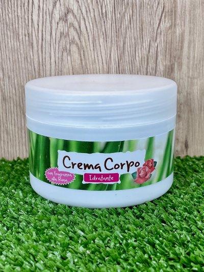 Moisturizing Body Cream with Aloe Vera and Helichrysum 200 ml