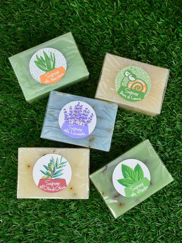 Handcrafted Soaps Package