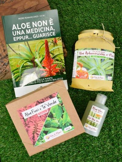 Pacchetto Scopri l'Aloe-Pacchetti Convenienza