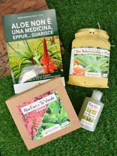 "Package ""Discover Aloe"""