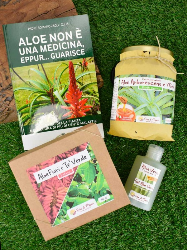 """Package """"Discover Aloe"""""""