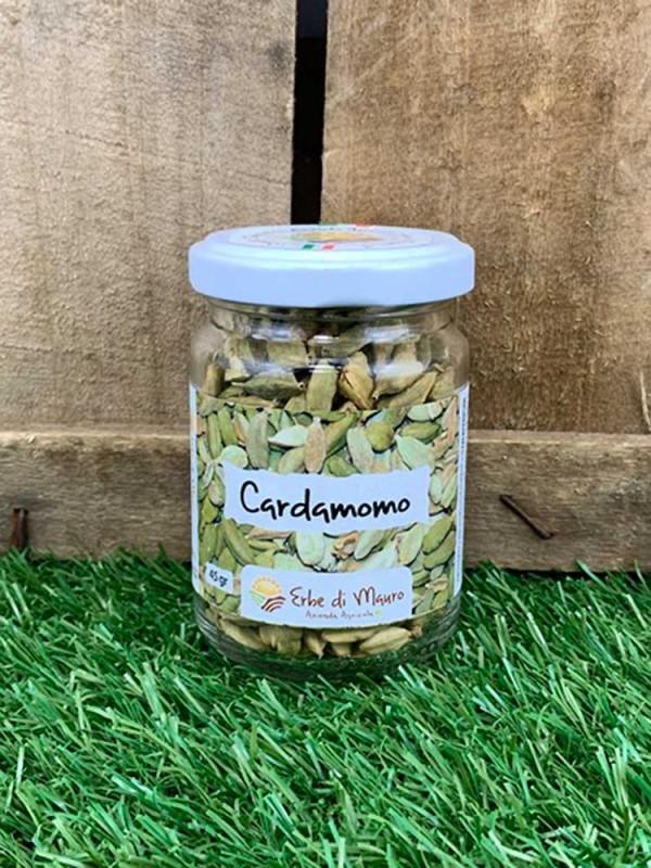 Cardamomo Verde, Semi 30-500g, 1kg-Spezie