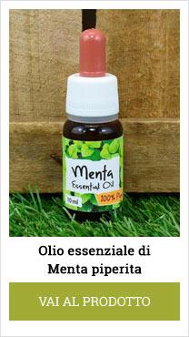 menta piperita olio essenziale