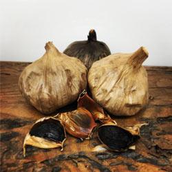 DIY black garlic