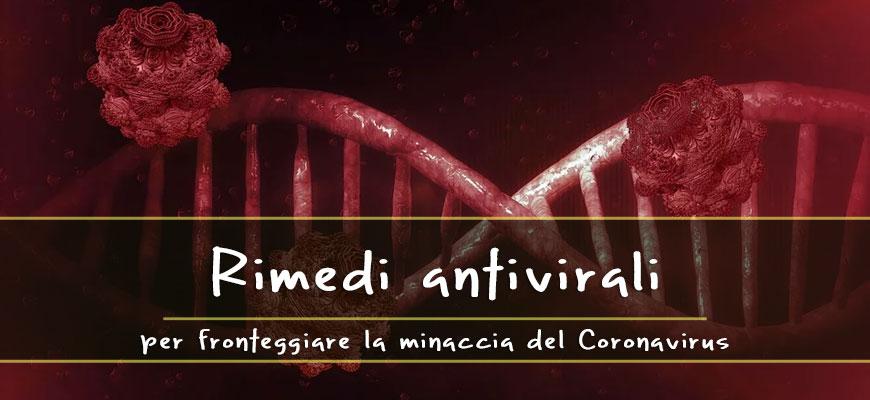 rimedi naturali coronavirus