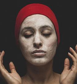 maschera argilla rimedio brufoli