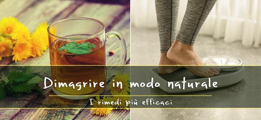 i migliori tè naturali per perdere peso