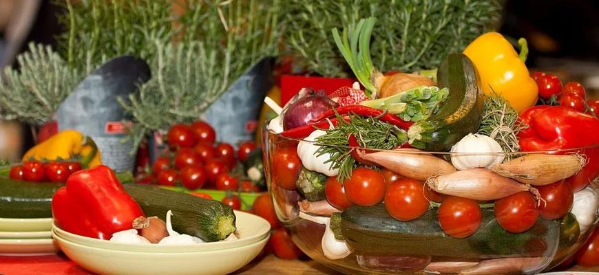 alternative al sale verdure