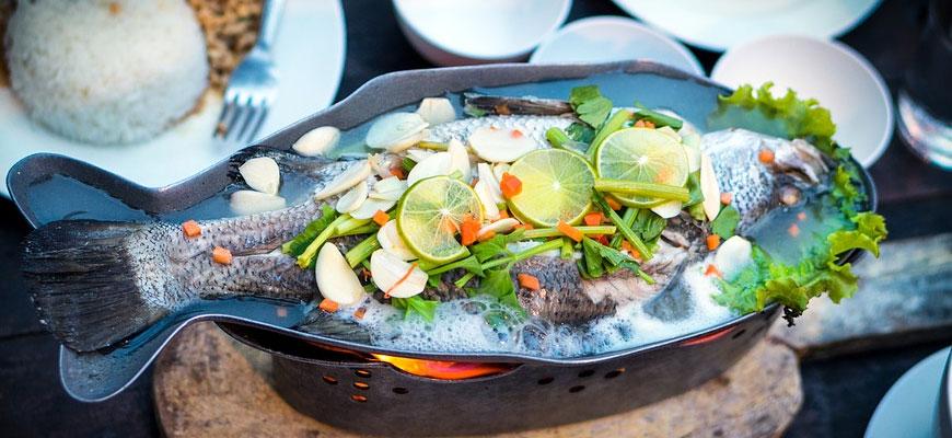 condire pesce spezie